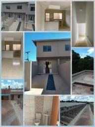 Casas Céu azul localização excelente Com subsidio informações pelo * Zap