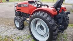 Trator agrale 4100.4 tracionado