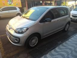 VW/UP TSi Move 2017 Prata Lindíssimo (JR VEÍCULOS)