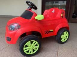 Carrinho elétrico infantil FIAT 500 Uno