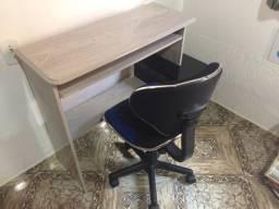 Kit escrivaninha + Cadeira