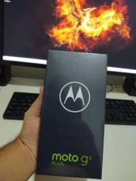 Smartphone Moto G9 Plus - Nota fiscal e garantia de 1 ano (Aparelho Novo)