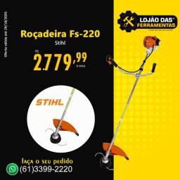 Roçadeira FS220 Gasolina Stihl
