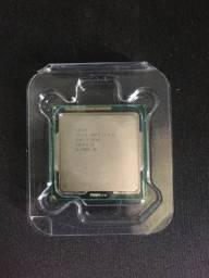 Processador i3 Intel , 3.10 GHZ, placa mãe LGA 1155