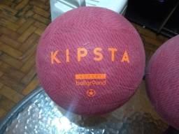 Bola de futebol original Kipsta Soccer Ballground, nova de fábrica