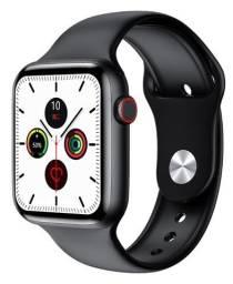 Smartwatch Iwo W46 - Relógio Inteligente - Carregador Sem Fio - Ip68 / 2020