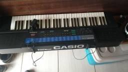 Teclado musical Casio