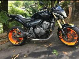 Hornet 600 2012