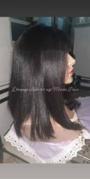 Lace front humana 40cm