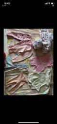 Malote de roupa de bebê de 3 a 9 meses