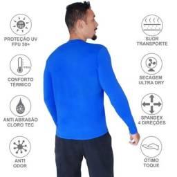 Camisetas UV na promoção