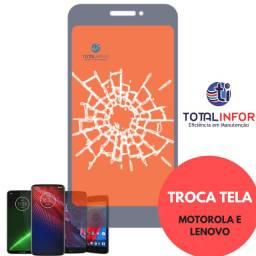 Tela Moto z3 / Moto Z2 - Moto z Play_Tela Primeira Linha -_Assist3ncia_Motorola