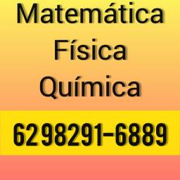 Matemática Física Química Português Professor Particular