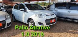 Fiat Palio Attractive 1.0 2016 Flex