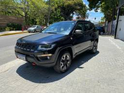 Jeep Compass 2017 Trailwalk Diesel Garantia