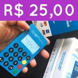 Máquina de Cartão - R$ 25,00