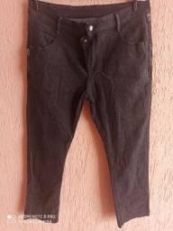 Calça jeans masculina importada 46