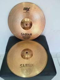 Chimbal Sabian B8X 13