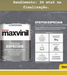 Oferta cimento queimado 3,6 maxvinil na Cuiabá tintas  - por encomenda