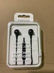 Fones de ouvido originais Samsung