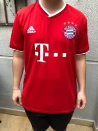 Camisa Bayern de Munique Temporada 2020/21