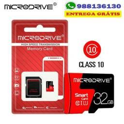 Cartão de memória micro SD 32gb - entrega grátis