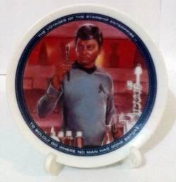 Pratinho Decorativo Star Trek - 1991