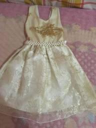 Lote de Vestido 1 ano
