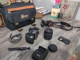 Câmera Canon 1100D