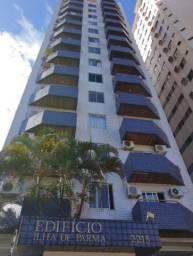 Vende-se Apartamento no Marco com 3/4 sendo 1 suite, 142m2, andar alto