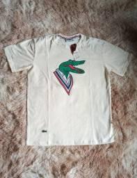 Camisetas malha peruanas