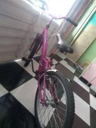 Bicicleta aro 20 tudo ok