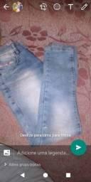 Calça infantil masculina tamanho 10