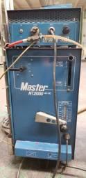 Máquina de solda argônio tig Master NT2000 Eutectic +Castolin