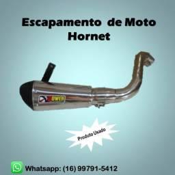 Escapamento Hornet
