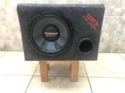caixa falante 12p selenium Bass 400w