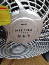 Circulador de ar NKS Mod. MILANO C/Defeito.