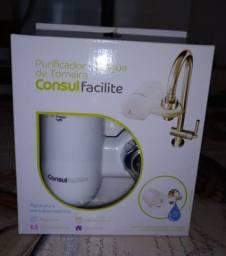 Filtro de água cônsul facilite novo na caixa!