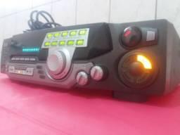 Videoke Raf 3700 + Microfone + Controle + Cabo Rca - Ótimo