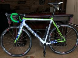 Cannondale super six evo carbono