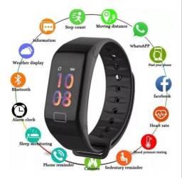 Relógio Inteligente Smartband F1 Plus