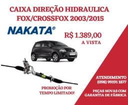 CAIXA DIREÇÃO HIDRÁULICA FOX 2003/2015
