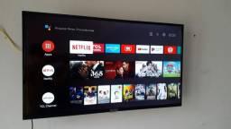Smart TV 32 TCL com controle de voz