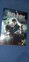 Harry Potter e as Relíquias da Morte Parte 1 Edição Definitiva