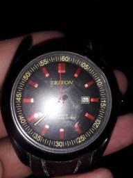 Relógio triton original apenas faltando pulseira é bateria