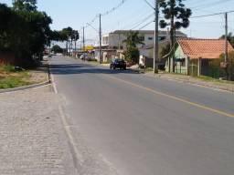 Terreno Quatro Barras, a 1000mts do centro, 360m2- R$1.592,82 mensais.