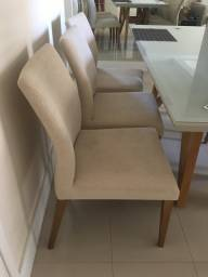 4 cadeiras  para Sala