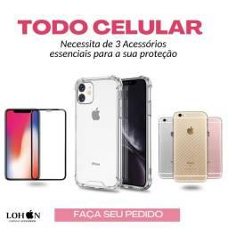 Proteção para celulares