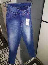 Calças femenina