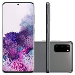 Samsung Galaxy S20 128GB 8GB Ram Tela 6.2 Anatel Lacrado NF Garantia Pronta Entrega